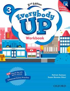 everybody up : level 3: workbook with online practice: 3: linking your classroom to the wider world-9780194106405