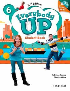 everybody up : level 6: student book with audio cd pack : linking your classroom to the wider world-9780194107129