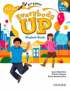 everybody up: starter level: student book with audio cd pack: starter level: linking your classroom to the wider world-9780194107051