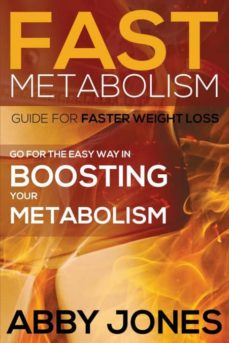 fast metabolism guide for faster weight loss-9781634289849