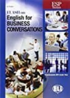 flash on english for business conversations-9788853621764