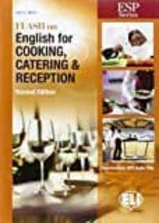 flash on english for cooking, catering & reception-9788853622129
