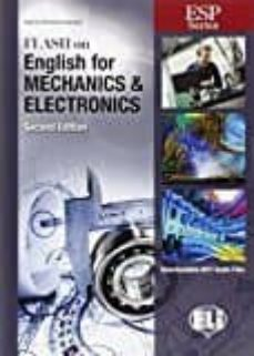 flash on english for mechanics & electronics-9788853621801
