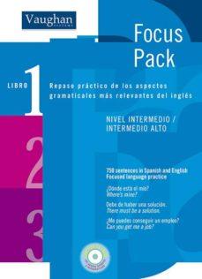focus pack (libro + cd)-9788496469563