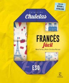 francés fácil para la eso (chuletas 2016)-9788467044430