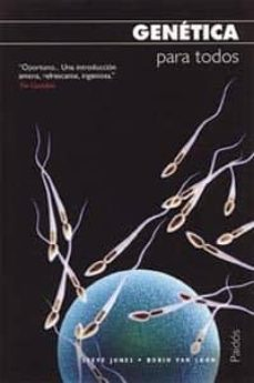 genetica para todos-borin van loon-steve jones-9788449317651