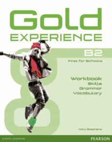 gold experience language and skills workbook b2-9781292159492