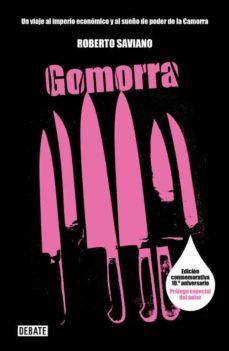 gomorra: un viaje al imperio economico y al sueño de poder de la camorra-roberto saviano-9788483067215