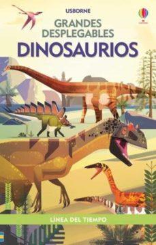grandes desplegables  :dinosaurios-rachel firth-9781474987851