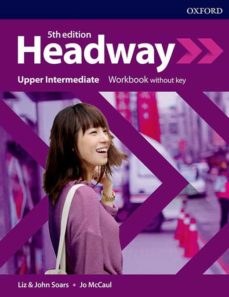 headway upper-intermediate workbook without key (5th edition)-9780194547598