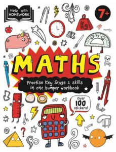 help with homework deluxe: 7+ maths-9781789051216
