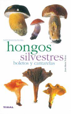 hongos silvestres boletos-9788430553365