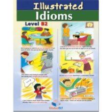 illustrated idioms book1 - b1/b2 - tb-9781904663324