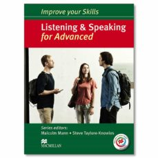 improve your skills: listening speaking for advanced student s book without key mpo pack (mixed media product)-9780230462823