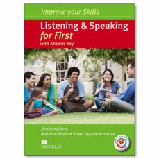 improve your skills: listening speaking for first student s book with key mpo pack (mixed media product)-9780230462809