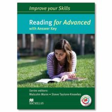 improve your skills: reading for advanced student s book with key mpo pack (mixed media product)-9780230462007