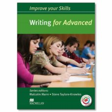 improve your skills: writing for advanced student s book without key mpo pack (mixed media product)-9780230462014