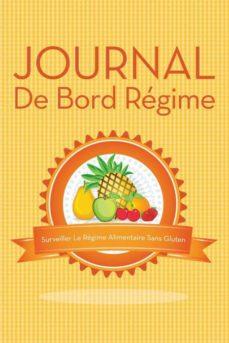 journal de bord regime surveiller le regime alimentaire sans gluten-9781631870248