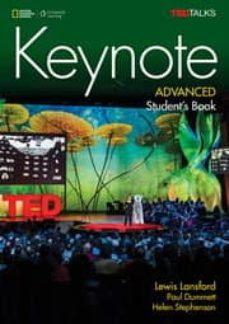 keynote advanced workbook & workbook audio cd-9781305578340