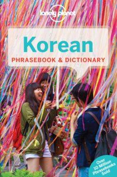 korean phrasebook (lonely planet) (6th ed.)-9781743214466