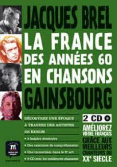 la france des annees 60 en chansons-jacques brel-9788416273560