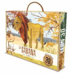 la sabana 3d-v. bonaguro-v. manuzzato-9788418127014