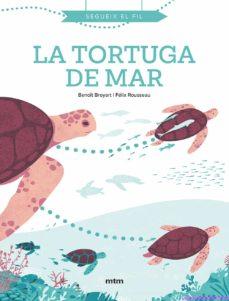 la tortuga de mar (catalan)-9788417165574
