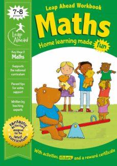 leap ahead: 7-8 years maths-9781839032776