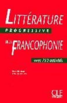 litterature de la francophonie avec 750 activites-nicole blondel-ferroudja allouache-9782090353617
