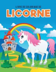 livre de coloriage de licorne-9781635894264
