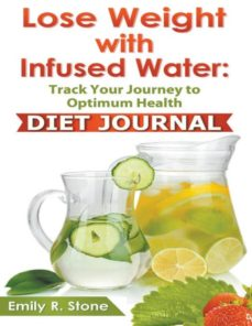 lose weight with infused water-9781634284264