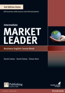 market leader 3rd edition extra intermediate coursebook with dvd-rom pin pack-9781292134772