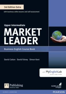 market leader 3rd edition extra upper intermediate coursebook with dvd-rom and myenglishlab pin pack-9781292134802