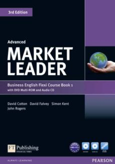 market leader advanced flexi course book 1 pack-9781292126067