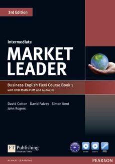 market leader intermediate flexi course book 1 pack-9781292126104