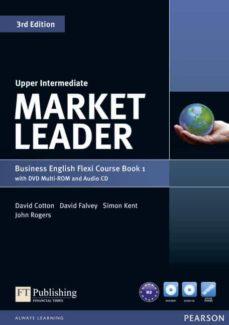 market leader upper intermediate flexi course book 1 pack-9781292126142