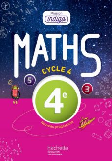 maths 4e, cycle 4-9782013953641
