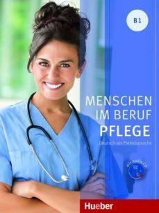 menschen im beruf-pflege.b1.kb+cd libro del alumno)-9783195011907