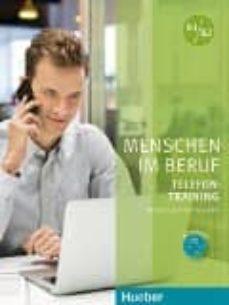 menschen im beruf-telefontr.kb+cd(l.al.)-9783191515874