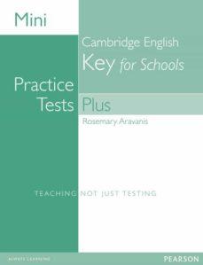 mini practice tests plus: cambridge english key for schools-9781292174037