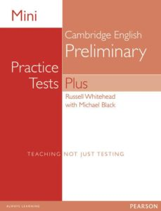 mini practice tests plus: cambridge english preliminary-9781292174044