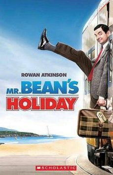 mr bean s holiday (book + cd)-9781905775071