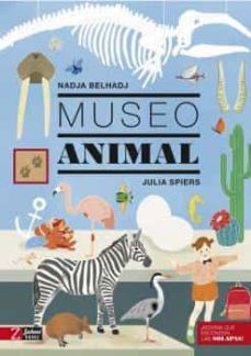 museo animal-nadia belhadj-9788417374877