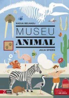 museu animal-nadia belhadj-9788417374884