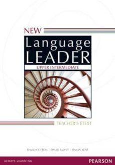 new language leader upper intermediate teacher s etext dvd-rom-9781447988663