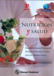 nutricion y salud-rosa isabel esquivel hernandez-9786074483796