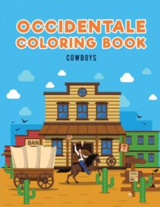 occidentale coloring book-9781635894332