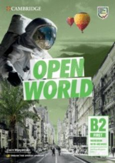 open world first workbook with answers with audio download english for spanish speakers-9788490369265