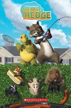 over the hedge (book + cd)-9781908351548