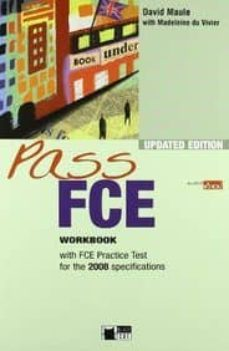 pass fce. workbook + cd audio-9788853008527